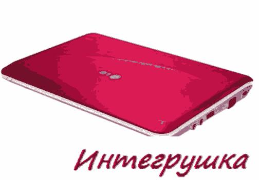 Нетбук для девушки LG X140