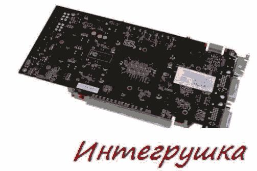 MSI Geforce GTX460 на фото