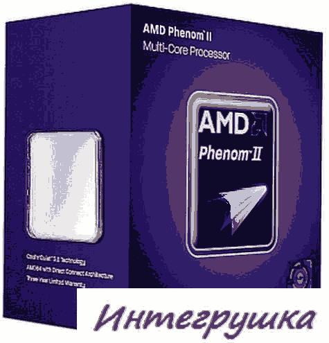 AMD Phenom II X4 850 - четыре ядра