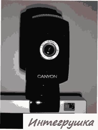 Обзор вебкамеры Canyon CNR-WCAM43G