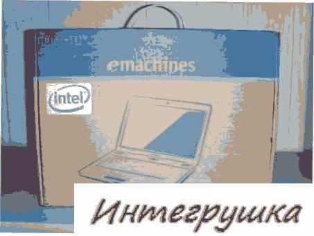 Обзор ноутбука ACER eMachines E725-422G25Mi