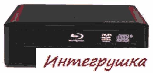 Строчащий Blu-ray привод с интерфейсом USB 3.0 от Buffalo