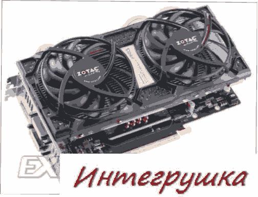 Zotac GeForce GTX 460 2GB Edition