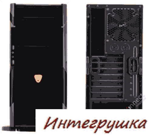 Дешевый геймерский корпус Aerocool Vs-9