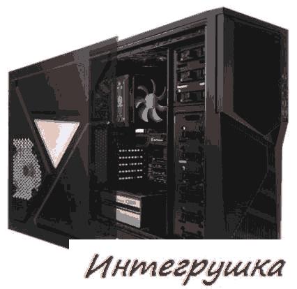 Корпус для геймеров Thermaltake Armor A90