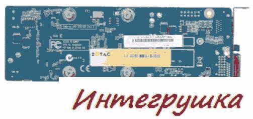 Zotac ION-GPU-АЕ  видеокарта на чипе ION 2