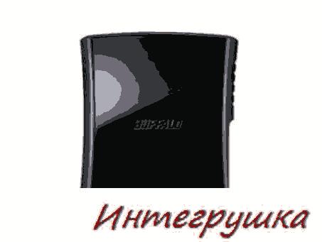 Buffalo доставляет показной HDD с интерфейсом USB 3.0