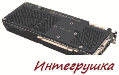 GeForce GTX 480 SuperClocked+ - очередной разгон от EVGA