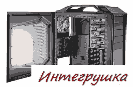 CM Storm Scout - корпус для геймеров