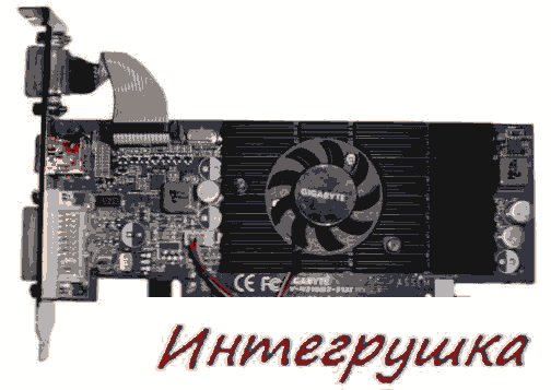 Обзор и тест Gigabyte GeForce 210
