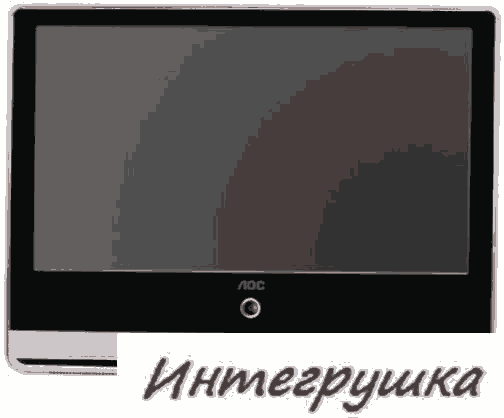 Монитор AOC V27m  27 дюймов с ТВ-тюнером