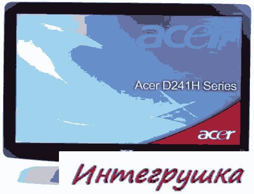 Acer D241H  монитор с WiFi