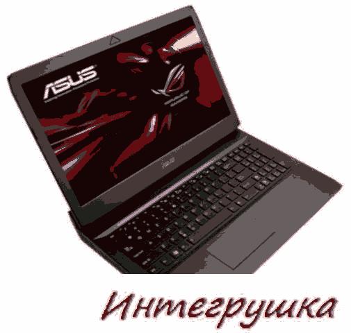 Asus препровождает игровые ноутбуки  G53 и G73 с графикой GeForce GTX 460M
