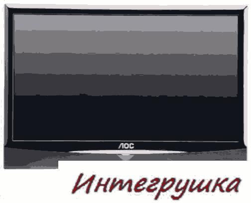 AOC 2290Fwt и 2490Fwt новейшие мониторы с ТВ-тюнером