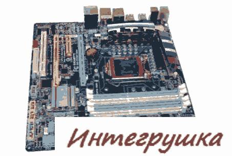 Материнская плата Gigabyte GA-P55M-UD4 для процессоров Core i5 в форм-факторе micro-ATX