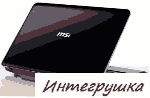 Дешевый ноутбук MSI Wind12 U230 Light