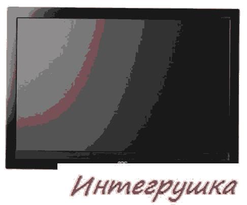 AOC выпустил новейший Full HD монитор 619Vh с диагональю 26 дюймов