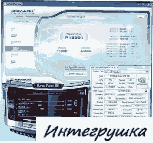 Серийная версия двухъядерной видеокарты Galaxy GTS250