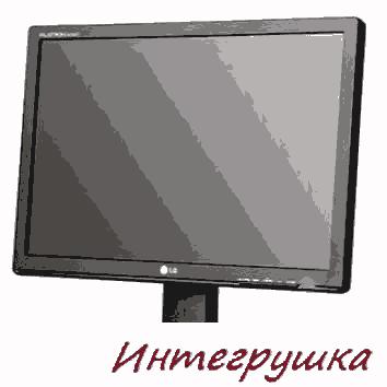 Обзор монитора LG W1942T