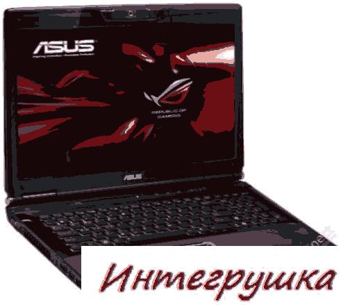 Asus G51JX игровой ноутбук с 3D Vision