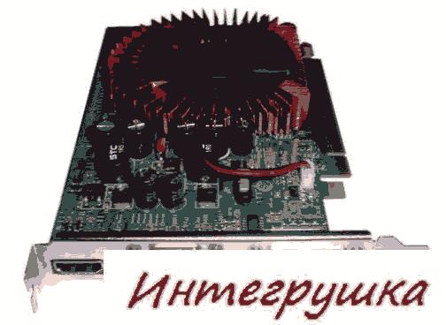 Forsa GeForce GT220 обзор и тестирование