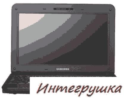 Нетбук Samsung NB30 Touch   вариант с сенсорным экраном