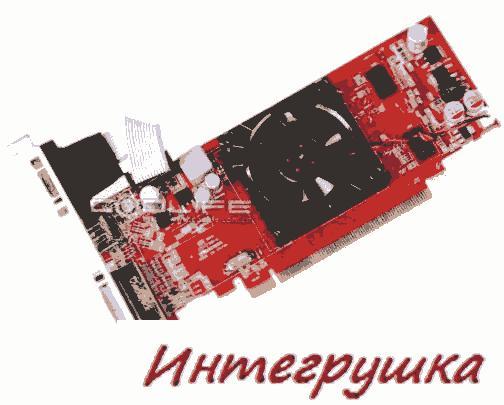 Анонс видеокарт Radeon HD 5500 и HD 5450