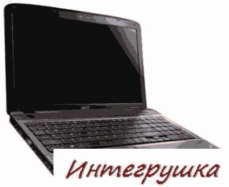 Acer доставляет личный главный 3D ноутбук Aspire 5738DG