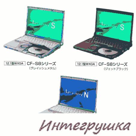 Panasonic представила ноутбуки Let's Note N8 и S8