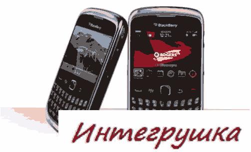 BlackBerry Curve 3G может обновиться до BlackBerry 6