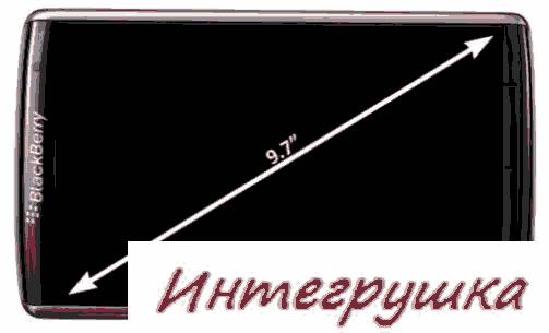 RIM BlackPad - планшет по стоимости 9