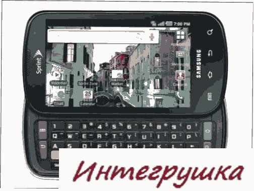Samsung Epic 4G стартует ранее чем Motorola DROID X