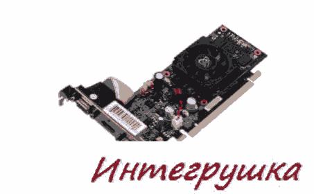 Сборка снимков новейших видеокарт GeForce 210 и GT220 от различных производителей