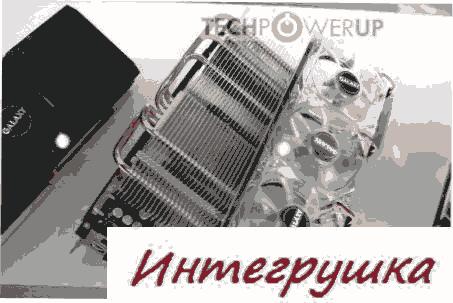 Computex 2009: Galaxy показывает 9800GT c мини-разъемом HDMI