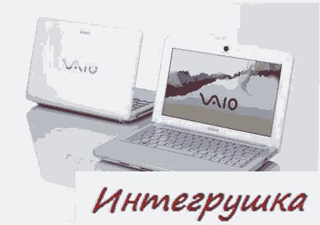 Sony Vaio W 10.1-дюймовый нетбук