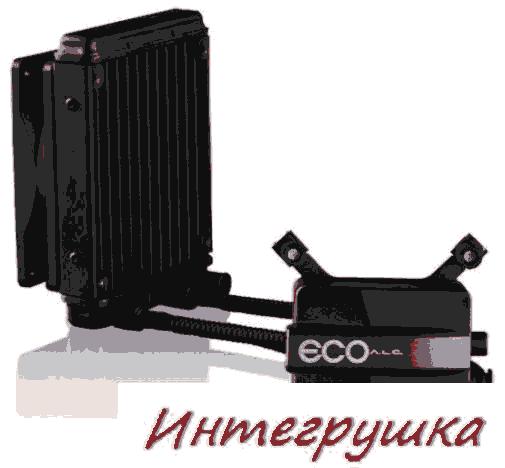 Водяное остывание для Phenom II X6 - CoolIT ECO ALC