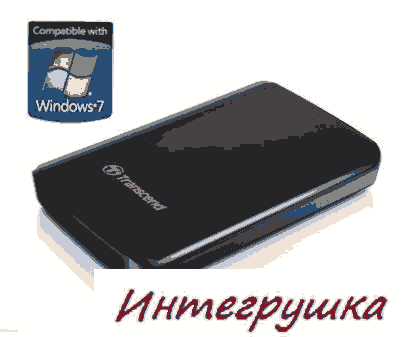 StoreJet 25D3 новейший USB 3.0 винчестер от Transcend