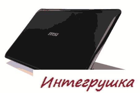 Серия ноутбуков X-Slim от MSI