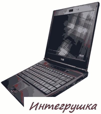 ASUS P30A - ноутбук бизнес-класса.