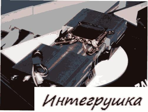 Zalman VF3000 новейший кулер для видеокарт