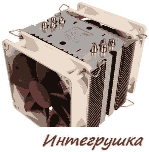 Обновленная версия NH-U9B кулера - NH-U9B SE2 от Noctua