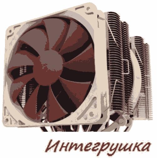 Noctua препровождает новейший процессорный кулер NH-D14