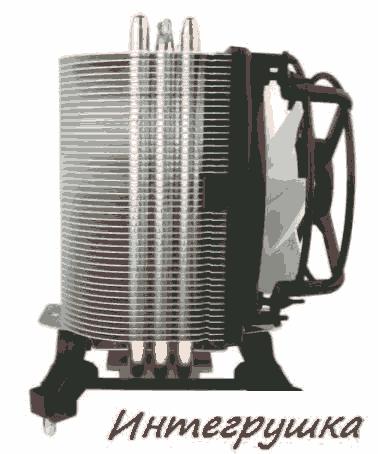 Новенькая версия кулера для процессоров Freezer 7 Pro Rev.2 от Arctic Cooling