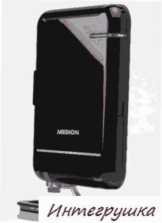Неттоп Akoya Mini E2076 D от компании Medion на платформе Nvidia ION