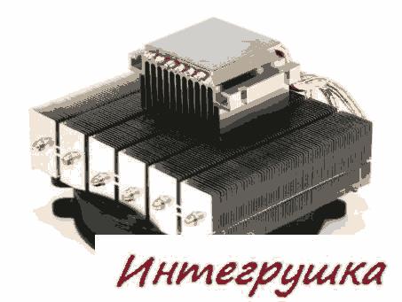 Сильный и тихий кулер для процессоров Scythe Zipang 2