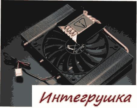 Scythe разрабатывает новейший кулер для видеокарт GTX 260